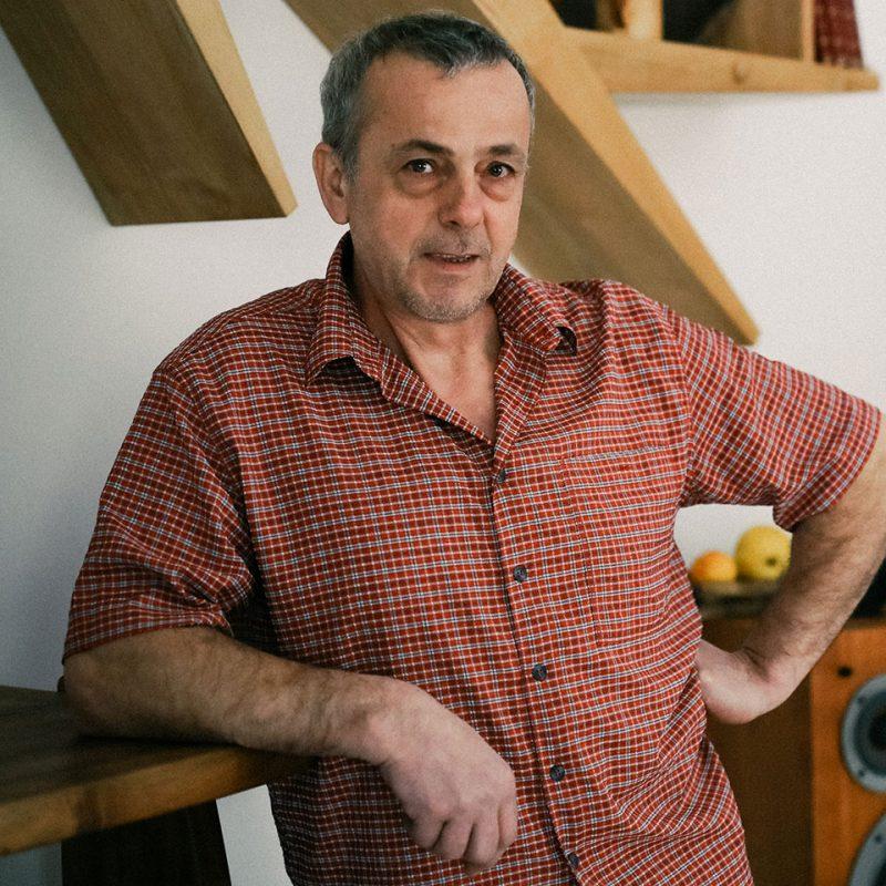Poezija lesa z Janezom Jankovcem