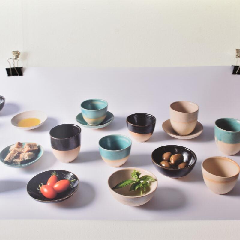 Spletna razstava keramike lončarja in industrijskega oblikovalca Urbana Magušarja