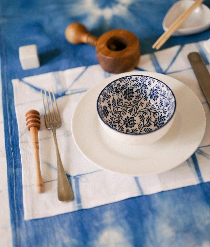 Čarovnija vzorcev na tekstilu